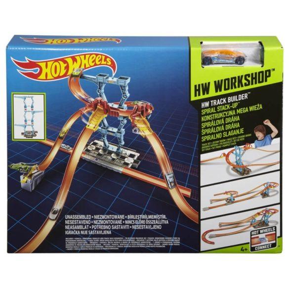 Hot Wheels Expert in Constructia Pistelor Spirala 6