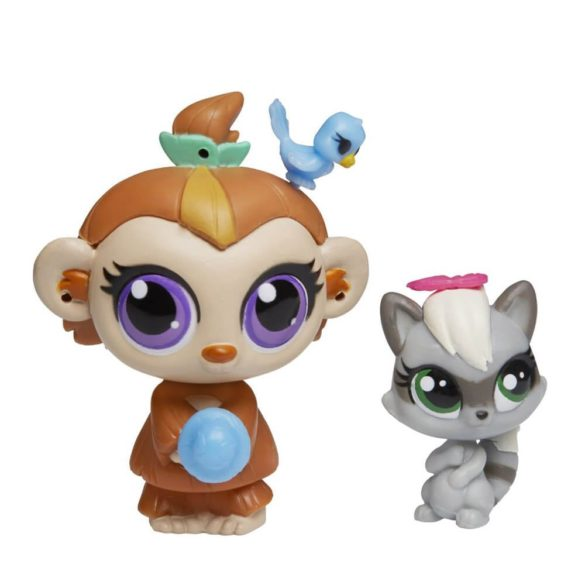 Littlest Pet Shop Mushroom Lee si Sneakers Stymie 1