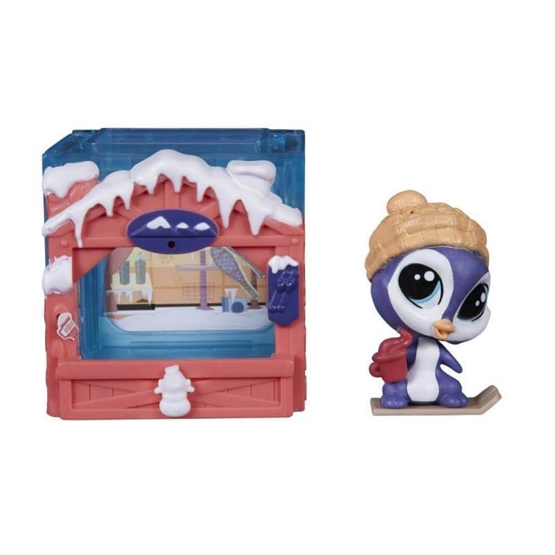 Littlest Pet Shop Setul De Stil Mini Pinguin