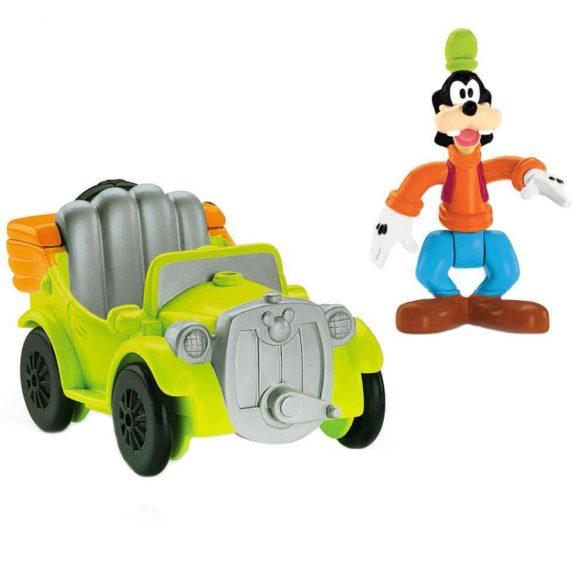 Mickey Mouse ClubHouse Figurina Goofy si masinuta 1