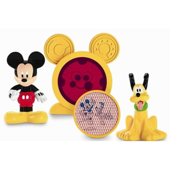 Mickey Mouse ClubHouse Playset Mickey si Pluto 1