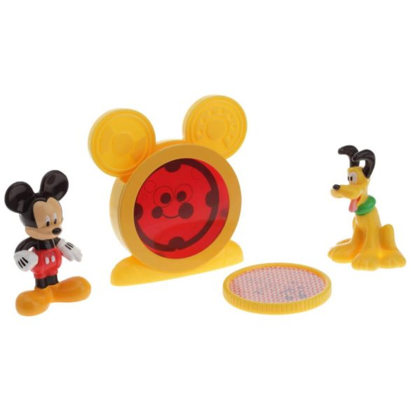 Mickey Mouse ClubHouse Playset Mickey si Pluto 2