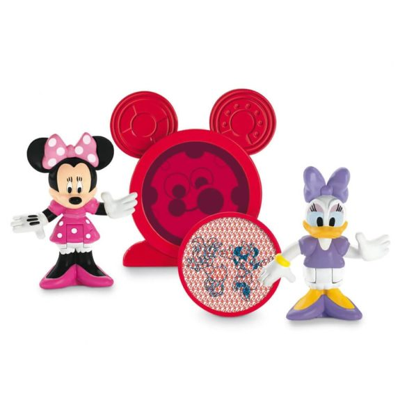 Mickey Mouse ClubHouse Playset Minnie si Daisy