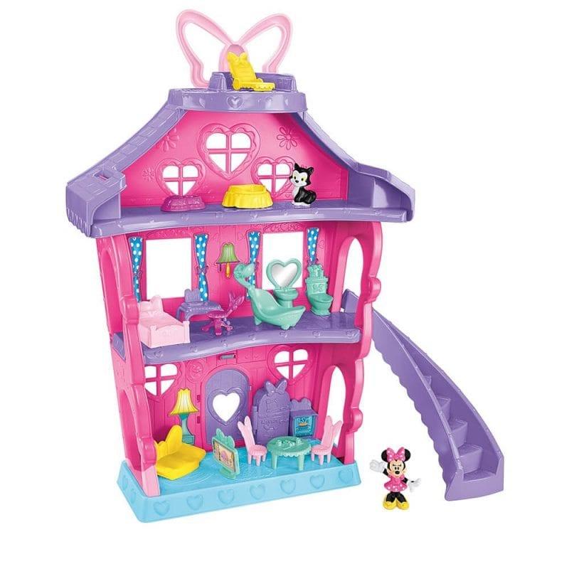 Set de joaca Minnie Mouse Casa Polka