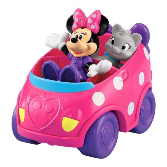 Minnie Vehiculul Vesel Convertibil si Pisicuta 1