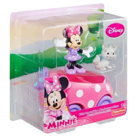 Minnie Vehiculul Vesel Convertibil si Pisicuta 5