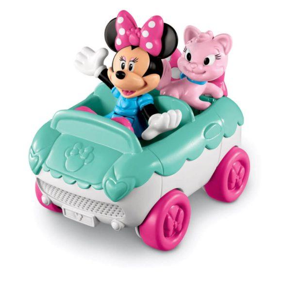 Minnie Vehiculul Vesel Minnie si Daisy 1