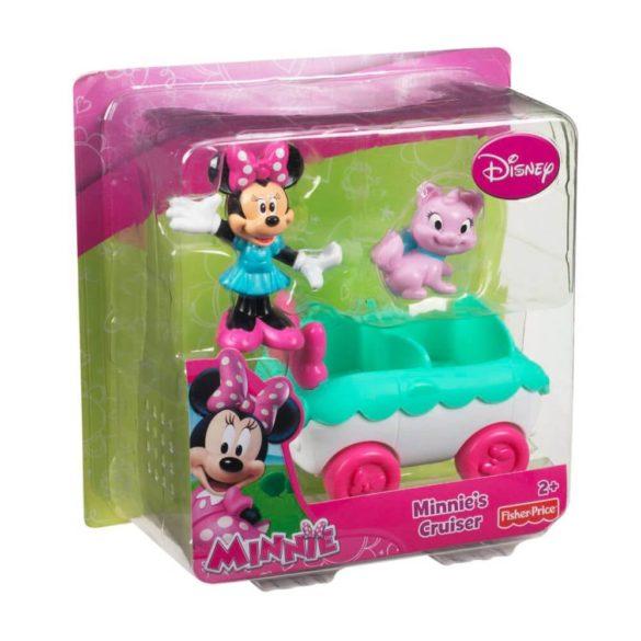Minnie Vehiculul Vesel Minnie si Daisy 2