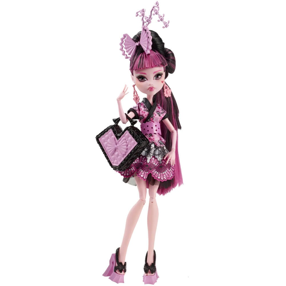 Monster High Monster Exchange Papusa Draculaura