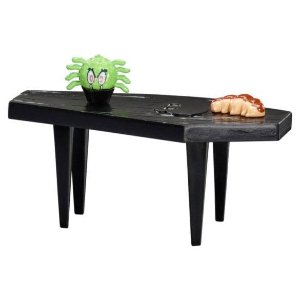 Monster High Cafeneaua Coffin Bean si Clawdeen Wolf 6