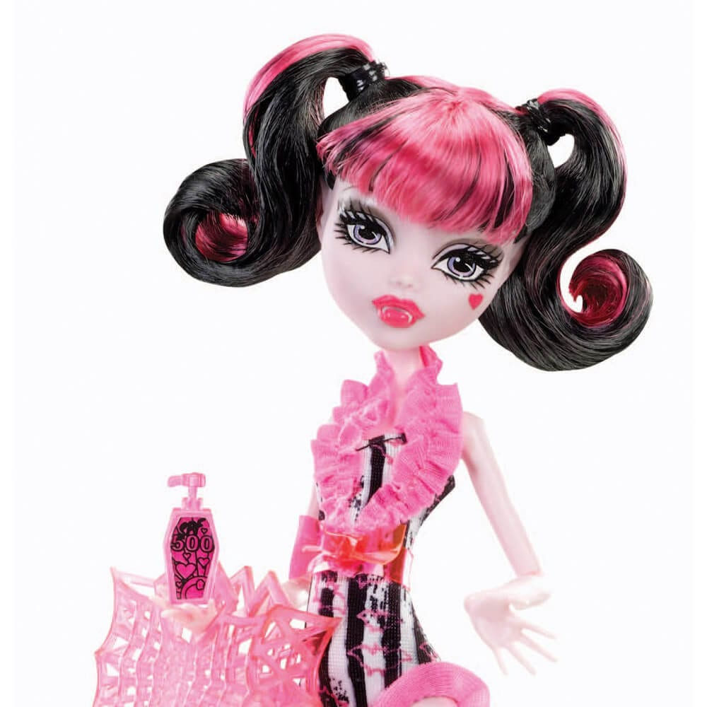 monster high colectia swimsuit draculaura. Black Bedroom Furniture Sets. Home Design Ideas