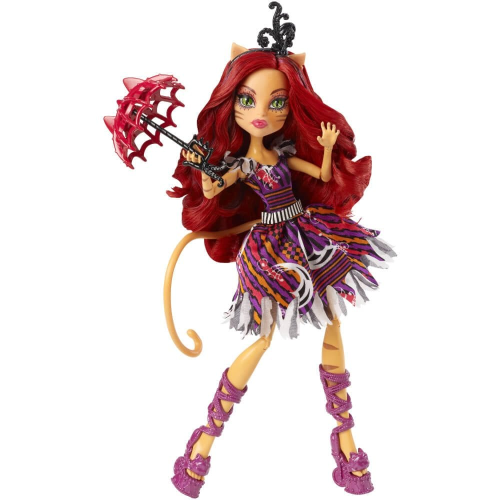 Monster High Freak Du Chic Papusa Toralei