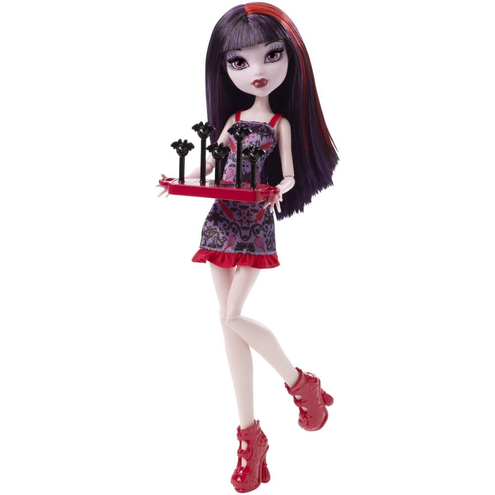Monster High Ghoul Fair Papusa Elissabat