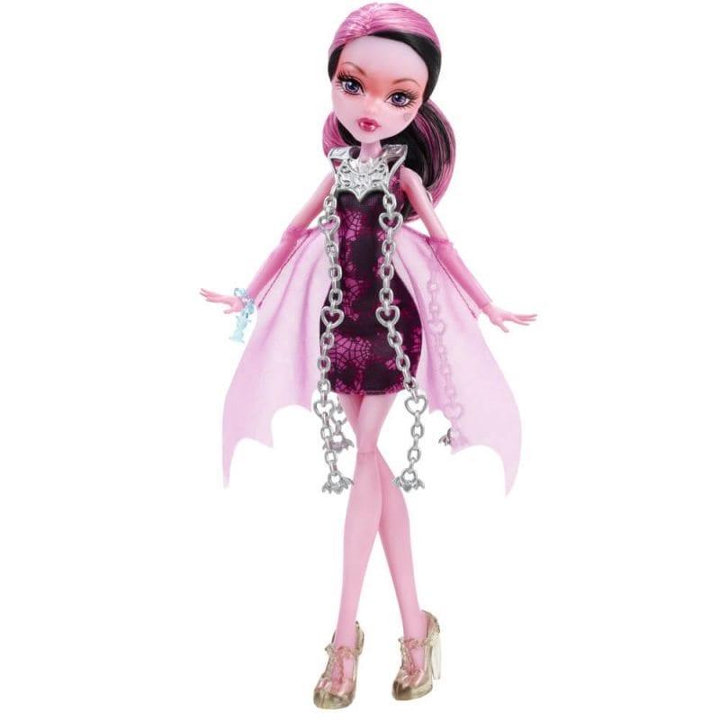 Monster High Haunted Papusa Draculaura