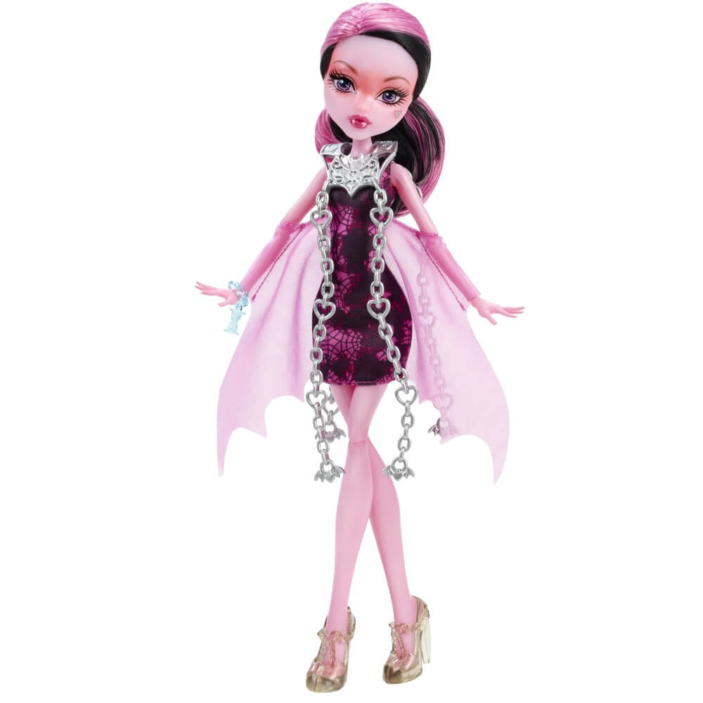 Monster High Haunted Papusa Draculaura