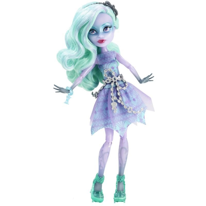 Monster High Haunted Papusa Twyla