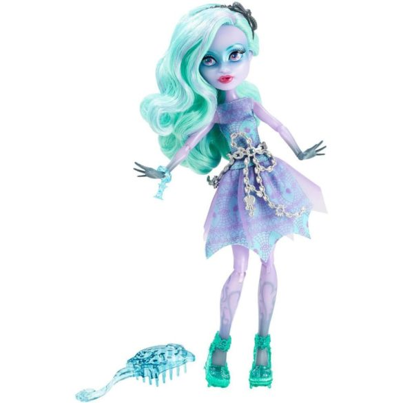 Monster High Haunted Papusa Twyla 2