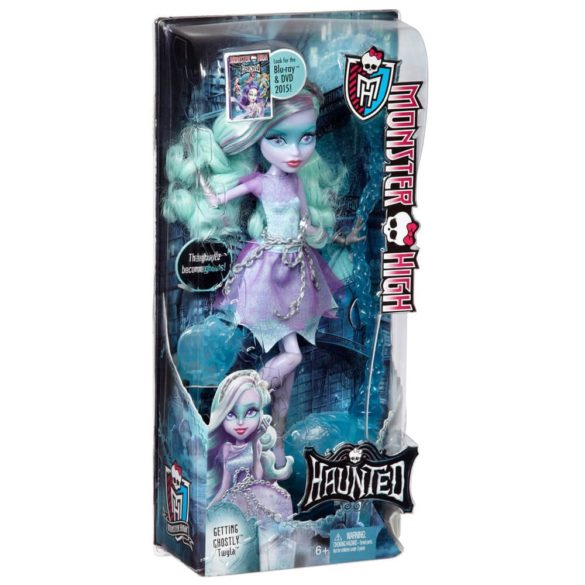 Monster High Haunted Papusa Twyla 6