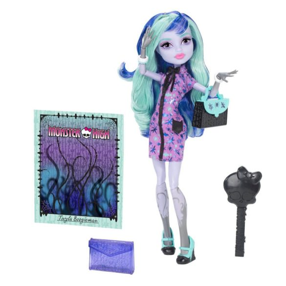 Monster High Papusa Twyla Scaremester 1