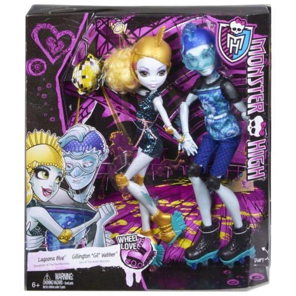 Monster High Papusi pe Role Lagoona si Gil Webber 7