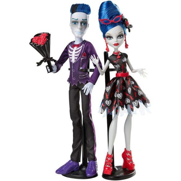 Monster High Set de Papusi Ghoulia si Sloman 2