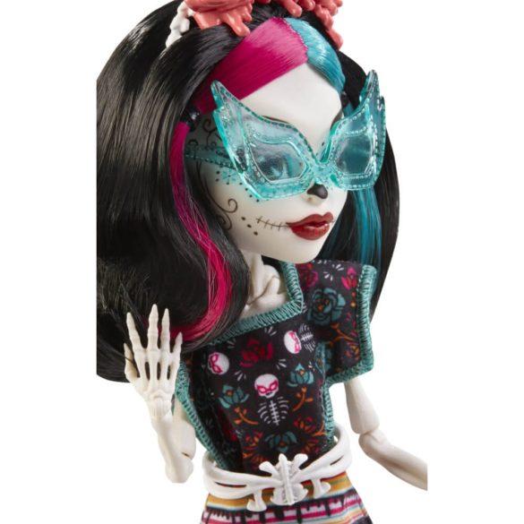 Monster Scaritage Papusa Skelita Calaveras 2