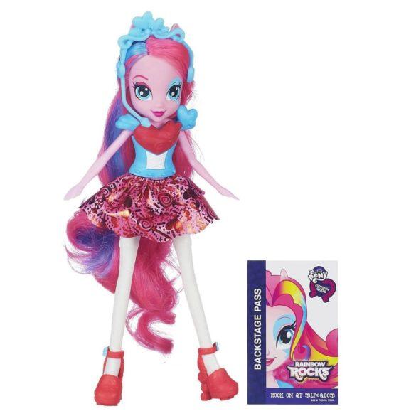 My Little Pony Equestria Girls Papusa Pinkie Pie 1