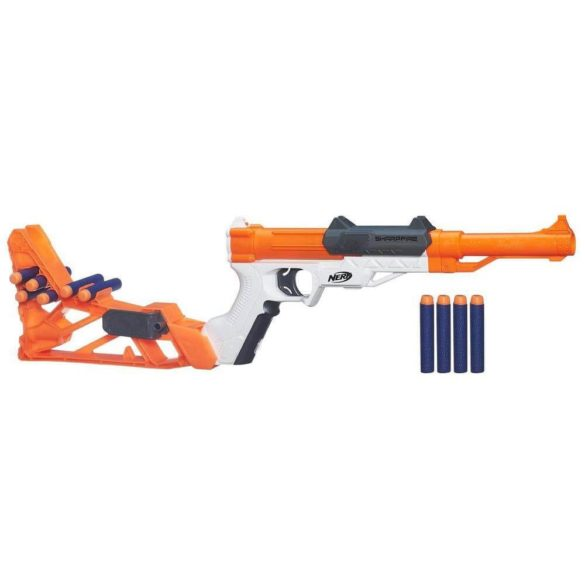 Nerf N Strike Elite Sharpfire Blaster 1
