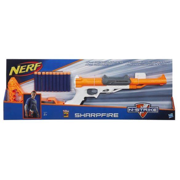 Nerf N Strike Elite Sharpfire Blaster 10