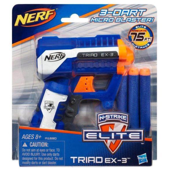Nerf N Strike Elite Triad EX 3 22