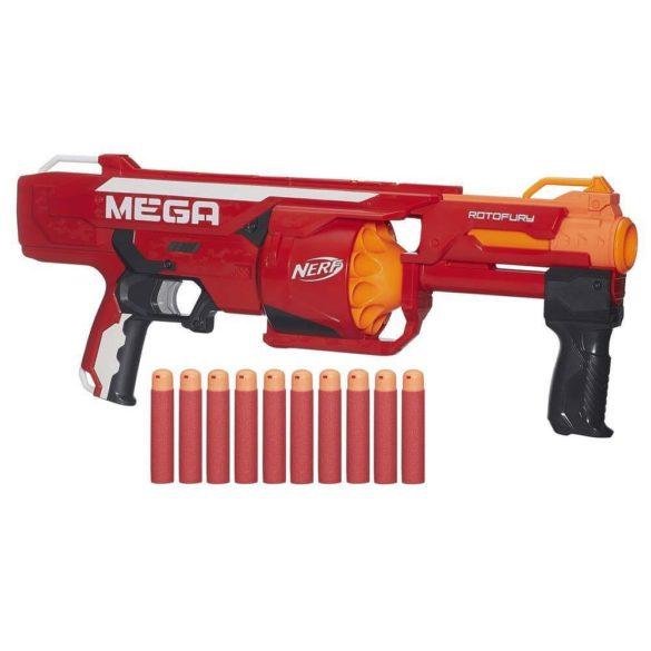 Nerf N Strike Mega Series RotoFury Blaster 1