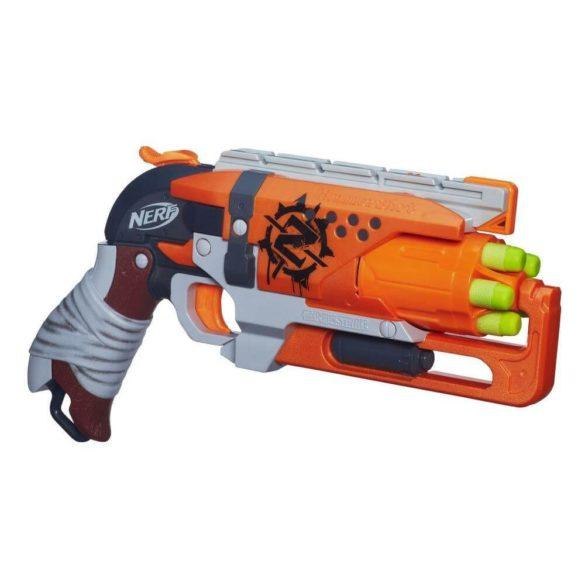 Nerf Zombie Strike Hammershot Blaster 1