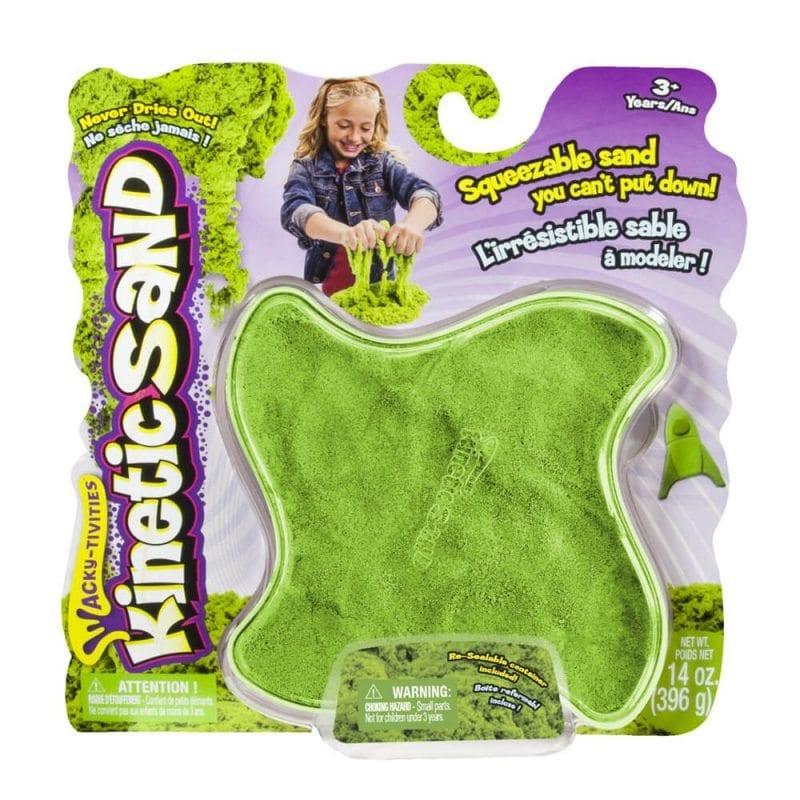 Nisip Kinetic 396 grame Verde Neon