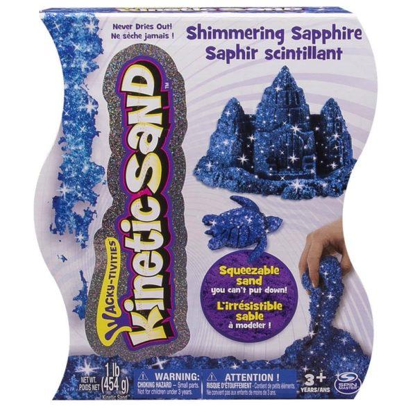Nisip Kinetic Metalic Sclipitor Safirul Albastru 1