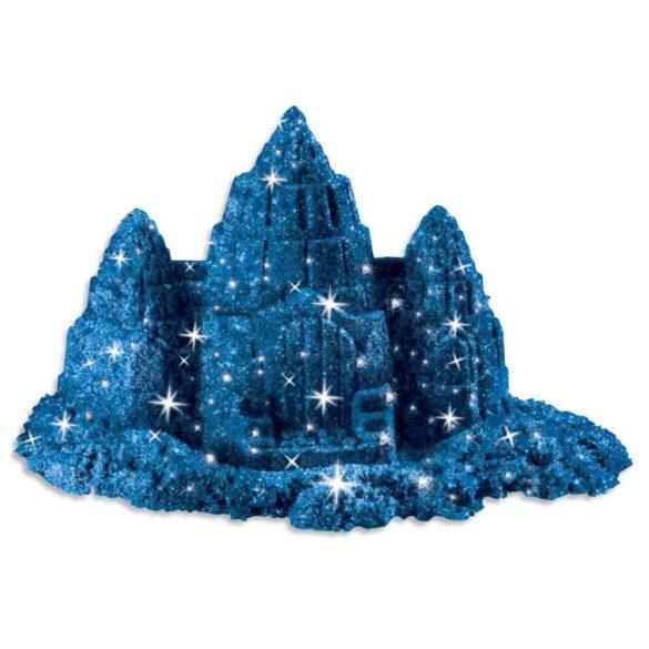 Nisip Kinetic Metalic Sclipitor Safirul Albastru 3