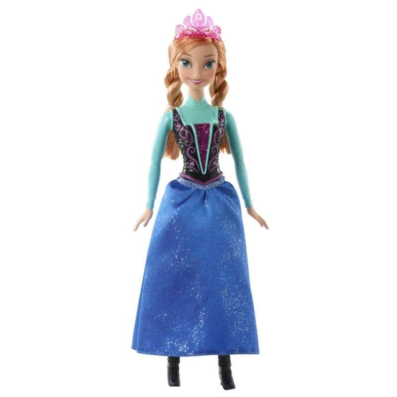 Papusa Anna Stralucitoare Jucarii Frozen