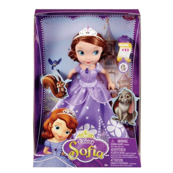 Papusa Disney Sofia clasica 4
