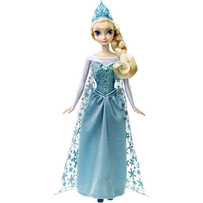 Papusa Elsa Cantareata cu Sunete Jucarii Frozen
