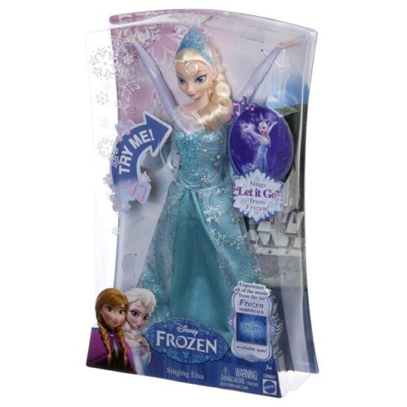 Papusa Elsa Cantareata cu Sunete Jucarii Frozen 6