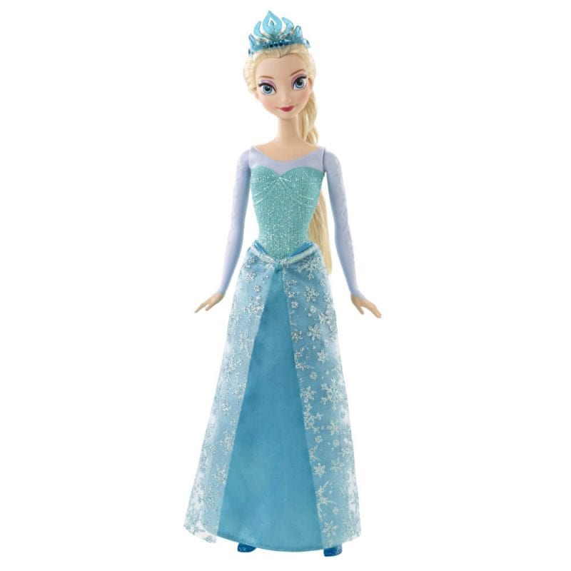 Papusa Elsa Stralucitoare Jucarii Frozen