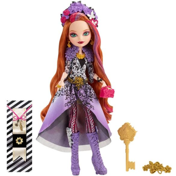 Papusa Holly OHair Ever After High Spring Unsprung