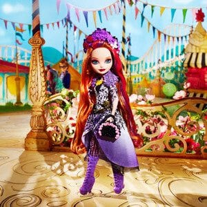 Papusa Holly O'Hair Ever After High Spring Unsprung