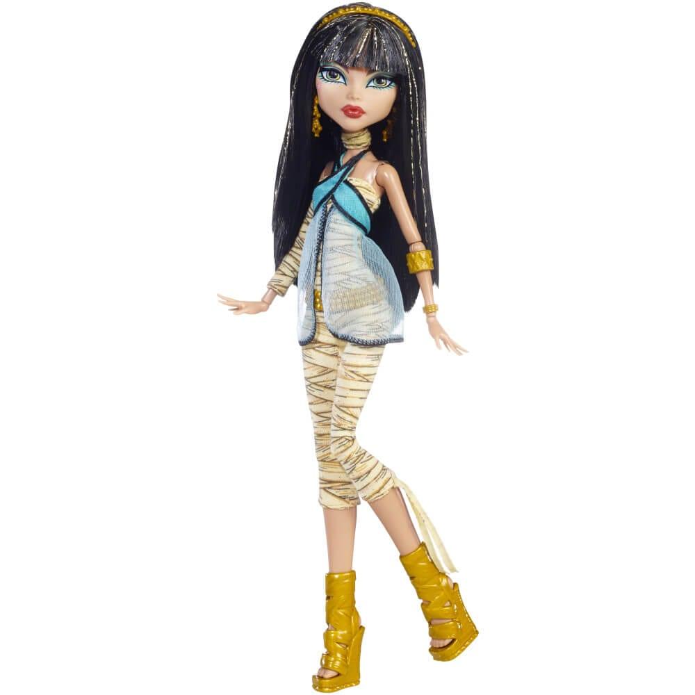 Papusa Monster High Cleo De Nile Original Collection