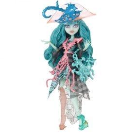 Monster High Haunted Student Spirit Păpuşa Vandala Doubloons