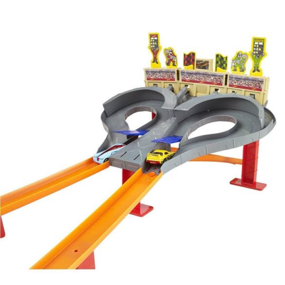 Pista Hot Wheels Super Speed Race 3