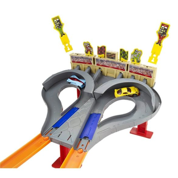 Pista Hot Wheels Super Speed Race 4