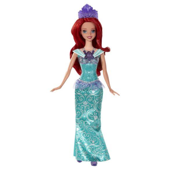 Printesele Disney Stralucitoare Papusa Ariel cu Lumini 4