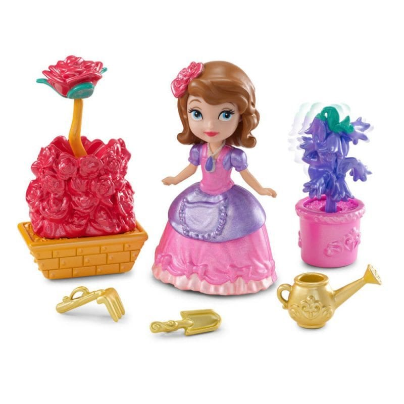 Set Sofia The First Printesa Sofia Si Gradina Magica