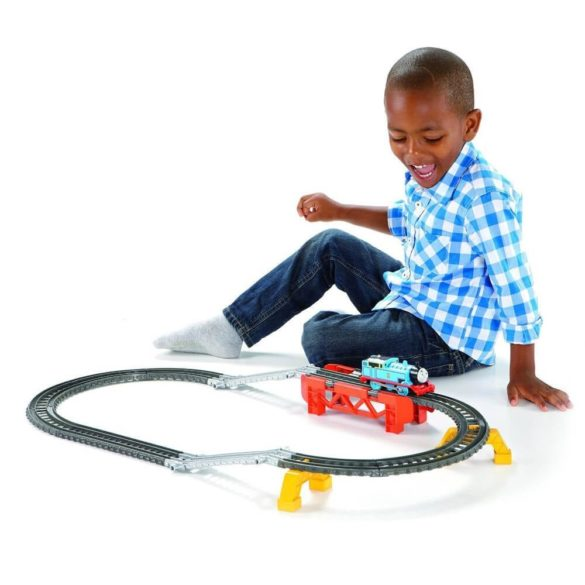 Thomas Friends Set 2 In 1 Track Builder 2