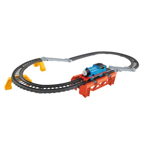 Thomas Friends Set 2 In 1 Track Builder 4
